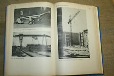 Fachbuch Kranführer, Krantechnik, Krane, Baukran, Kran, Hebezeuge DDR  1979