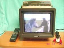 Video TV 8 mm COMBO SONY EVM-9010PR LP/SP 8mm grabador reproductor portatil PAL.