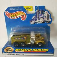 Hot Wheels Metallic Haulers Vintage Toy's R US Special Edition Mattel Wheels