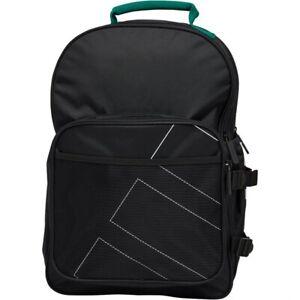 Adidas Originals EQT Classic Backpack BLACK  Laptop Gym School Rucksack Bag