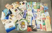 Indonesia 100 Different Stamp Miniature Sheets All Mint Unhinged