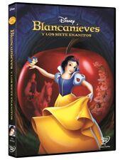 Blancanieves y los siete Enanitos DVD Disney