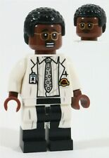 NEW LEGO JURASSIC PARK WORLD 75936 RAY ARNOLD MINIFIGURE DINOSAUR - GENUINE