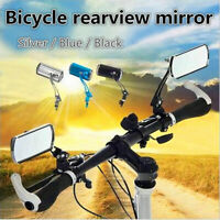 Bicycle Rearview Mirror Rotary Handlebar Glass Rear View Mirror For Road Bike
