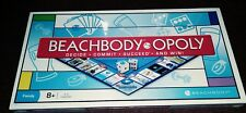 New Beach Opoly Board Game Beach Body Weight Loss Family Game 2015 Freeshipping