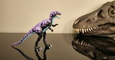 Jurassic Park Chaos Effect Night Hunter Juvenile T rex Figure Rare