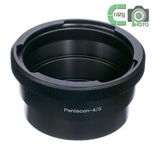 P60-4/3 Pentacon 6 Kiev 60 Lens to Olympus OM 4/3 Adapter E-5 E-620 E-450 E-30