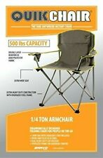 Heavy Duty Sturdy Oversized Folding Camping Lawn Patio Deck Portable Lawn Chair