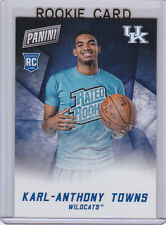 KARL-ANTHONY TOWNS Black Friday RATED ROOKIE CARD Kentucky Wildcat Basketball RC