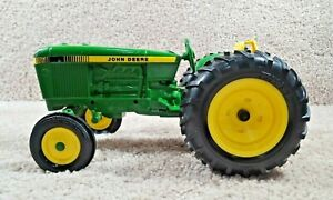 1980's ERTL 1/16 Diecast John Deere Utility Tractor Blueprint Replica #516 A