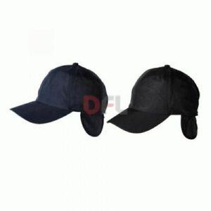 berretto impermeabile con visiera cappello con copri orecchie vari colori