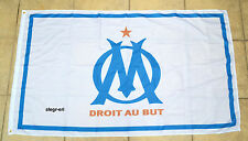 Olympique Marseille Flag Banner 3x5 ft France Football Soccer