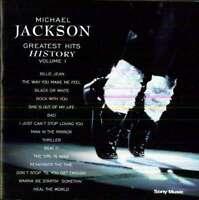 Michael Jackson - Greatest Hits History Vol. 1 CD EPIC