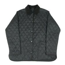 BARBOUR Liddesdale Jacket | Insulated Quilted Light Padded Coat Vintage Cord