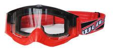 Wulf Wulfsport Adulto Quad Mx Motorcross Filtro Gafas rojo talla única bc34549-T