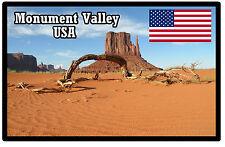 MONUMENT VALLEY, USA - SOUVENIR NOVELTY FRIDGE MAGNET - BRAND NEW - GIFT