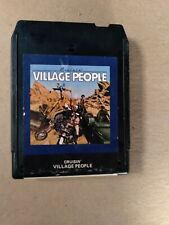 The Village People: Cruisin' - 8 Track Tape Cartridge!