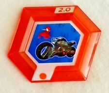Disney Infinity Power Disc Spiderman Spider-Cycle