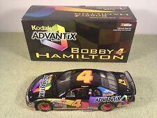 1999 Action BOBBY HAMILTON #4 Kodak Advantix Chevy Diecast Nascar 1/24