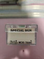 Kadee Micro-Trains N Scale Special Run Stony Creek & Western 50' Gondola