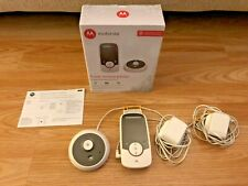 Motorola Digital Audio Baby Monitor DECT MBP160