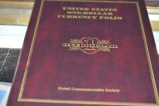 UNITED STATES ONE-DOLLAR CURRENCY FOLLO STAR + REG NOTES
