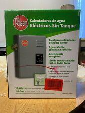 Rheem RTE-3 1.5 GPM Electric Tankless Water Heater