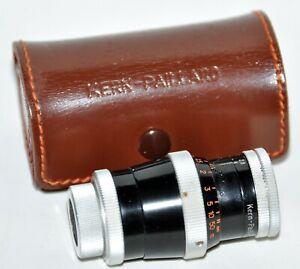 KERN PAILLARD YVAR 2.8/36 mm MONTURE D - OBJECTIF CAMERA