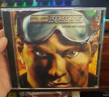 Command & Conquer Renegade - Operations Manual -  PC GAME - FREE POST