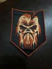 ITS Tactical Chewbaca Star Wars Morale Patch