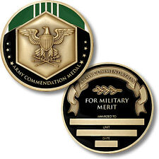 U.S. Army / Commendation Medal - Challenge Coin