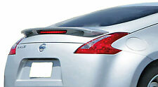 PAINTED REAR SPOILER FOR A NISSAN 370Z FACTORY STYLE  2009-2018 - HARD TOP ONLY