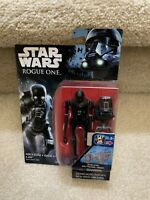 """K-2SO ROGUE ONE STAR WARS  3.75"""" Action Figure NON-MINT"""