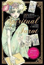 Akira Uno illustration Spiritual Tarot Card Deck & Book 22 Major Arcana Japan