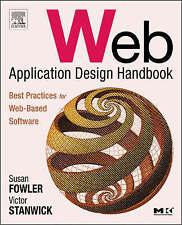 USED (VG) Web Application Design Handbook: Best Practices for Web-Based Software