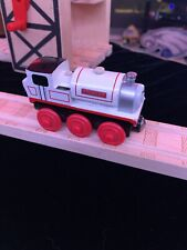 Thomas the Train STANLEY Engine Wooden Railway Toy Learning Curve