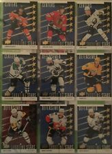 2019/20 Upper Deck — Shooting Stars — 16-Card Lot (INCOMPLETE)