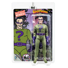 Super Friends Retro Mego Style Action Figures Series 3: Riddler by FTC