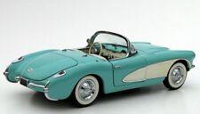 CHEVY 1957 BUILT 1 Corvette CHEVROLET deportivo VINTAGE 24 modelo 18 Concepto 12
