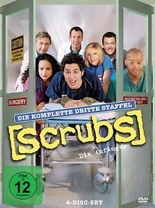 Dvd Serie - Scrubs: Die Anfänger - Die Komplette Dritte Staffel XDVD #G1959055