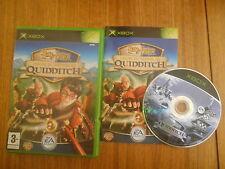 Harry Potter Coupe du Monde de Quidditch / Jeu XBOX / Complet
