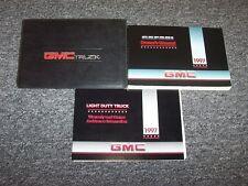 1997 GMC Safari Van Owner Owner's Operator Guide Manual Set SLX SLE SLT 4.3L V6
