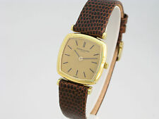 VACHERON CONSTANTIN 18ct GOLD LADIES MANUAL WIND  WATCH