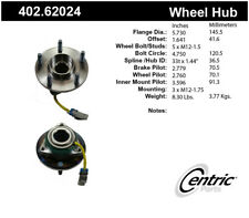 Axle Bearing and Hub Assembly-Premium Hubs Front,Rear fits 09-13 Corvette