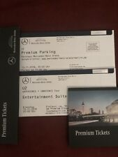 2 Tickets für U2 Ersatztermin 13.11.2018 Berlin, Mercedes Benz Arena VIP Suite