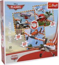 "Legler 8738 - Puzzle 3 in 1 ""PLANES""   Disney  ""CARS""  - Vilac/JeuJura"