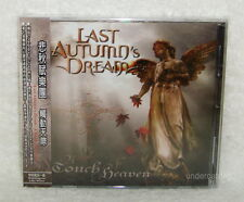 Last Autumn's Dream A Touch of Heaven Taiwan CD (Bonus trk Running on Like Water