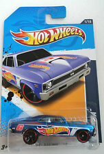 1968 Chevy NOVA Hot Wheels: 2012 HW Racing. 171/244   . . .  NEW SEALED!