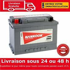 Hankook 57219 Batterie de Démarrage Pour Voiture 12V 72Ah - 277 x 174 x 190mm