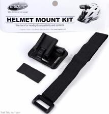 CygoLite Helmet Bracket Mount Kit fits Expilion Metro Streak Bike Headlights